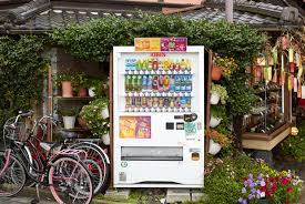 Vending Machine In Japan Cool Vending Machines Of Japan Frankie Magazine