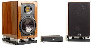 Обзоры и статьи - <b>Полочная акустика ELAC</b> Air-X 403 и базовая ...