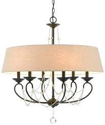 bronze drum chandelier burlap drum shade chandelier bronze iron burlap crystals drum chandelier 6 lights oil bronze drum chandelier