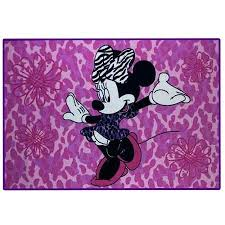 amazing minnie mouse rugs for products mouse rug mat lay of s mouse nylon room rug