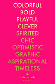Kate Spade Quotes Beauteous Live Colorfully RedHotMG MOOi Pinterest Kate Spade Quotes