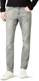 TOM TAILOR Denim Men Slim Jeans <b>Aedan Grey</b>-Denim in 29/34 at ...