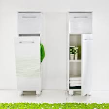 62 creative crucial tall modern bathroom storage cabinet design with hamper drawer stainless steel handle and frosted glass door ideas cabinets doors