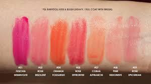 YSL Baby Doll Lip & Cheek Blush in 01 Fuchsia Desinvolte