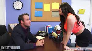 Watch Rachele Richey Chad White in Naughty Office Porn Tube Free