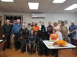 Falls Active Adult Center celebrates Halloween | News |  pittston-progress.com
