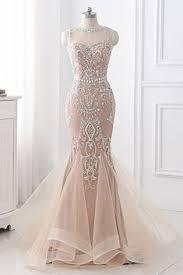 Halter Gold Beads <b>Mermaid</b> Prom <b>Dresses</b> | Sleeveless <b>White</b> ...