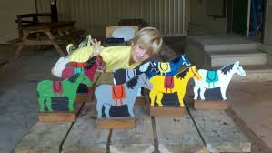 Wooden Horse Race Game Pattern Horse Races Starfish Therapies 27