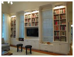 Living Room Bookshelves Decorations Wonderful Living Room With Plaid Brown Creative Wall