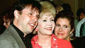 todd fisher children. Unique Fisher Todd Fisher Recalls Life With Carrie Fisher Debbie Reynolds With Children E