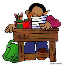 Image result for tests clipart black child