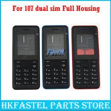 For Nokia 107 dual sim BLACK/RED/BLUE ...
