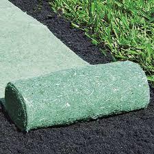 garden mats. Pre-Seeded Roll Out Sunflower Mat Garden Mats