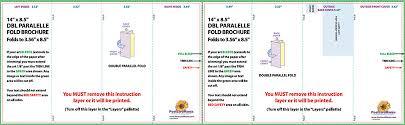 4 Panel Brochure Template 4 Panel Brochures Yupar Magdalene Project Org