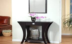 narrow black console table. Black Console Table Small Bebemarkt With Drawers Narrow
