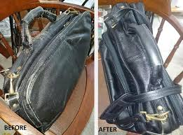 handbag repair and re