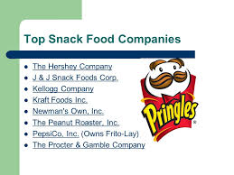 j and j snack food the snack food industry ppt video online download