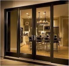 wonderful double sliding glass patio doors 25 best ideas about throughout brown sliding glass doors