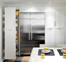 thermador 48 refrigerator. traditional kitchen featuring thermador freedom refrigeration 48 refrigerator d
