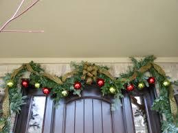 how to hang garland around front doorGarland Doorway  Halloween Garland Door