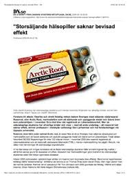 Arctic root extra stark