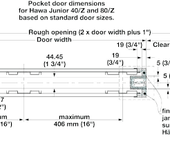 Framing An Exterior Door Rough Opening Camilahomedesign Co