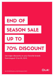 Sales Flyer Templates End Of Season Sale Flyer Layout Templates By Canva