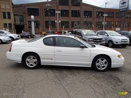 2004 White Chevrolet Monte Carlo Supercharged SS #81770073 ...