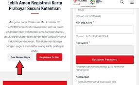 Salah satu provider ternama di indonesia yaitu tri, terkenal dengan harga paket. Pilip Blog Cek Nomor Hp Telkomsel Sudah Registrasi Cute766