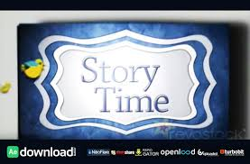 After Effects Story Book Template Story Time Book After Effects Template Fluxvfx Free