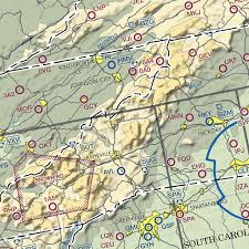 Us Vfr Wall Planning Chart U S Vfr Wall Planning 6 Faa Federal Aviation