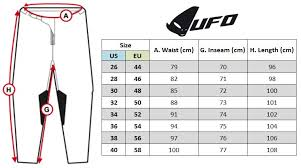 Ufo Proton 2019 Motocross Pants Blue White Red