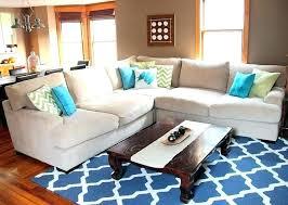 phenomenal blue rug living room ideas