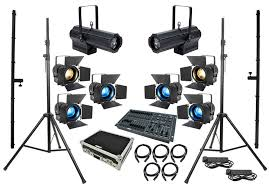 led professional portable stage lighting 2