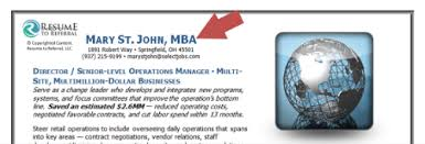 3 Examples Of When To Use Mba After Your Name