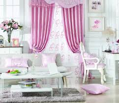Pink Living Room Vintage Livingroom With Pink Decorations Home Decor Interior And
