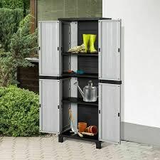 garden storage cupboard outdoor utility