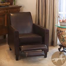 gorgeous image of furniture for living room design with small leather club chairs entrancing living