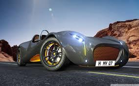 Car 3D Ultra HD Desktop Background ...