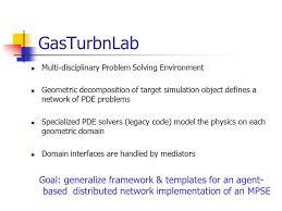 problem solving environements webpdelab online problem solving  11 gasturbnlab multi disciplinary problem solving