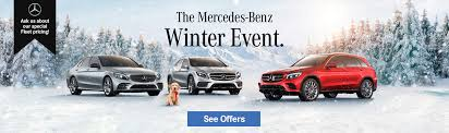 mercedes benz of tucson winter event