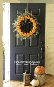 diy door decor 570 best fall home decor images on
