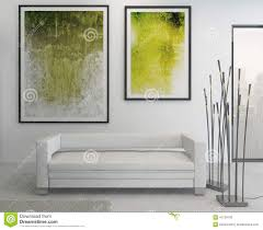 Modern Colorful Living Room Modern Colored Living Room Stock Photography Image 14990752