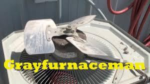 oil the fan motor