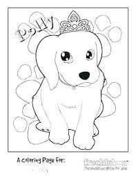 Coloring Pictures Of Cute Dogs Coloring Cute Puppy Coloring Pages