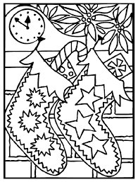 Christmas Coloring In Pages Printable Weareeachother Coloring