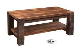 timber ridge coffee table