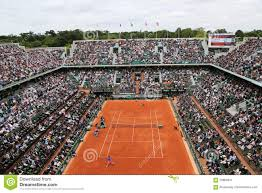 Philippe Chatrier Seating Chart Court Philippe Chatrier At Le Stade Roland Garros During