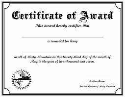 Most Likely To Award Template 30 Most Likely To Certificate Template Pryncepality