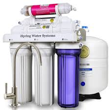 ispring rcc7ak 6 stage residential under sink reverse osmosis water filter system review